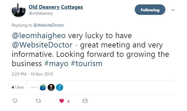 Old Deanery Cottages on Twitter
