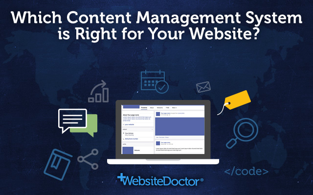 Which CMS is right for your website?