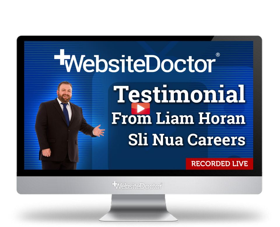 Testimonial from Liam Horan